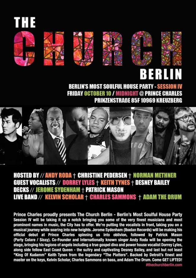 the church session IV